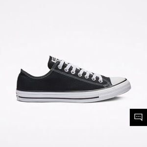 Chuck Taylor all star black converse